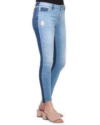 Kensie Jeans Kaleigh Ankle Biter Skinny Jean